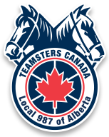 TEAMSTERS 987 Union Logo